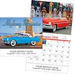 Highway Memories Wall Calendars